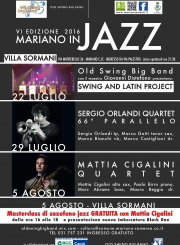 Live in Villa Sormani!