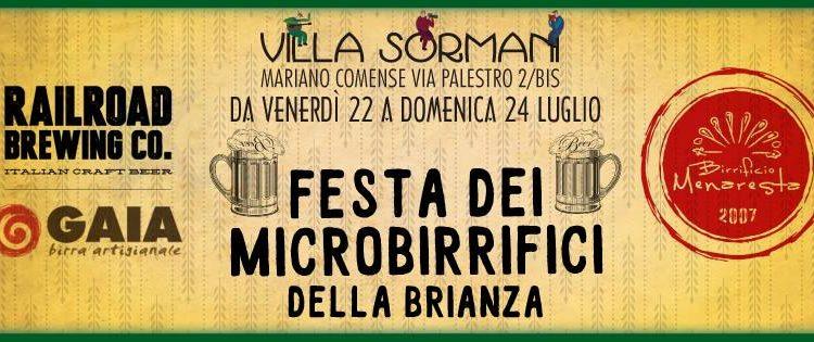 Festa dei Microbirrifici