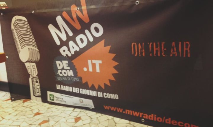 Radio Decom Live @ Brainstorming Party – Cantu