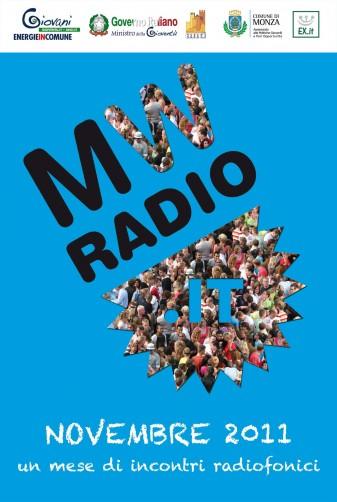 un mese di incontri radiofonici