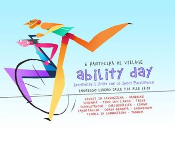 SAVE THE DATE – ABILITY DAY