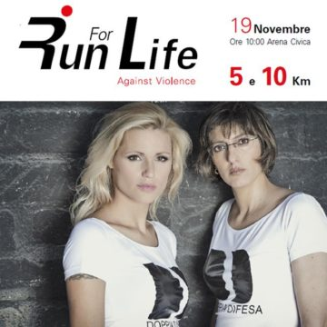 La locandina di Run for Life