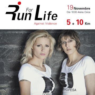 La locandina di Run for Life
