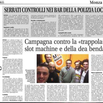 Parla di noi... Il Giornale di Monza!
