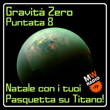 Gravità Zero 22.04.19 – Natale con i tuoi, Pasquetta su Titano!