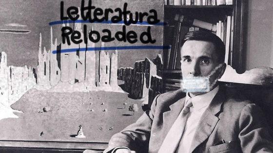 Letteratura reloaded – Dino Buzzati