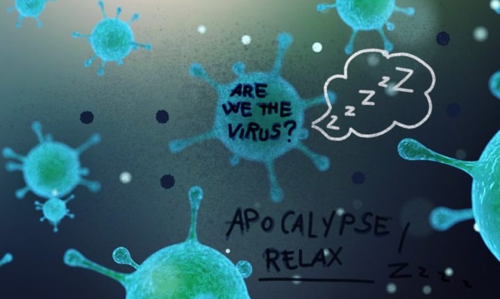 Are we the virus?