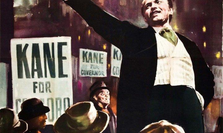 Cine vintage reloaded –  Orson Welles: il Potere del Cinema.