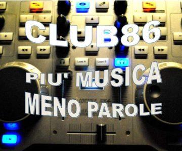 Il Club 86 ha bisogno di voi!!!