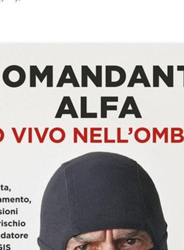 """Presentazione libro """"Comandante Alfa"""""""